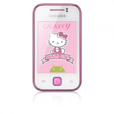 Samsung Galaxy Y in edizione Hello Kitty arriva in Italia