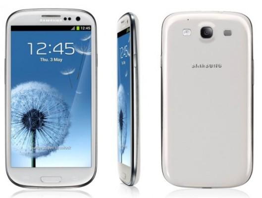 Samsung Galaxy S3: versione giapponese con CPU dual core e 2 GB di RAM