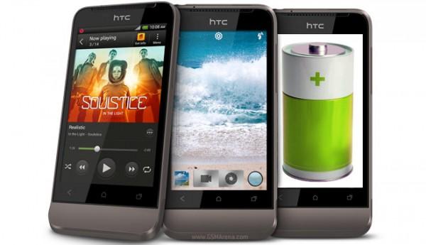 HTC One V, ecco quanto dura la batteria