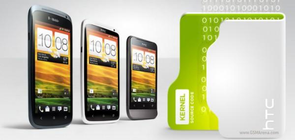 HTC One X: rilasciato il codice sorgente per gli sviluppatori