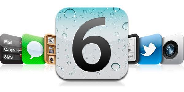 Apple iOS 6.0: ecco le possibili novità