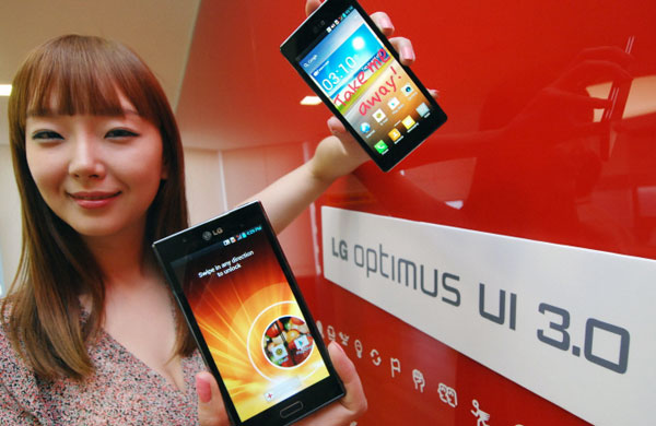 LG svela la nuova interfaccia utente dell'Optimus 4X HD