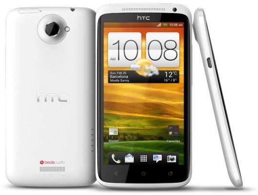 HTC One X: disponibile un nuovo aggiornamento del firmware