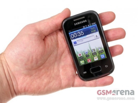 Samsung Galaxy Pocket: video anteprima del nuovo piccolo Android