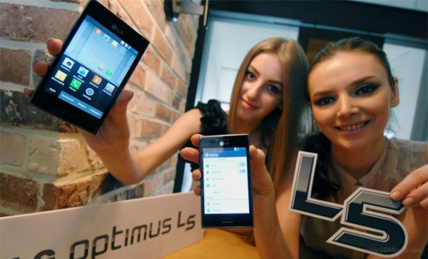 LG Optimus L5 disponibile in Europa a 189 euro
