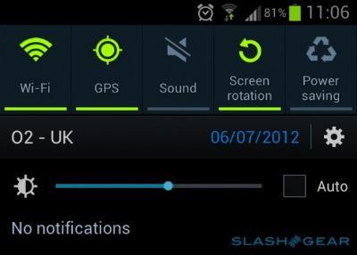 Samsung Galaxy S3: nuovo aggiornamento del firmware