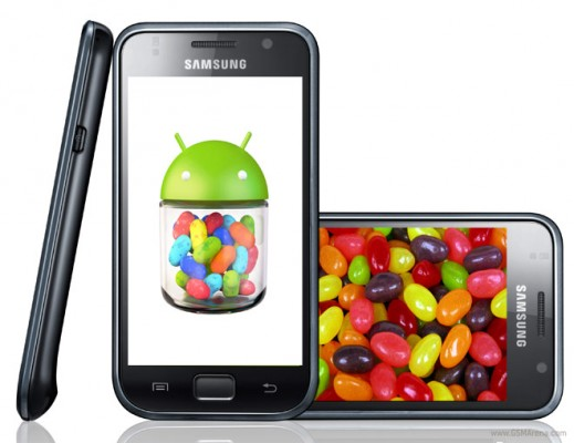 Samsung Galaxy S: arriva la ROM non ufficiale di Android 4.1 Jelly Bean