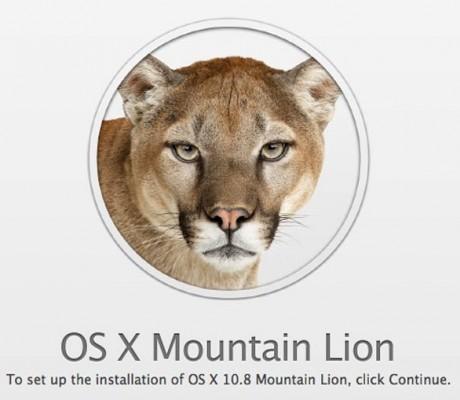 Apple OS X 10.8 Mountain Lion disponibile per il download