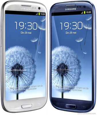 Samsung Galaxy S3: display meno luminoso dei precedenti modelli