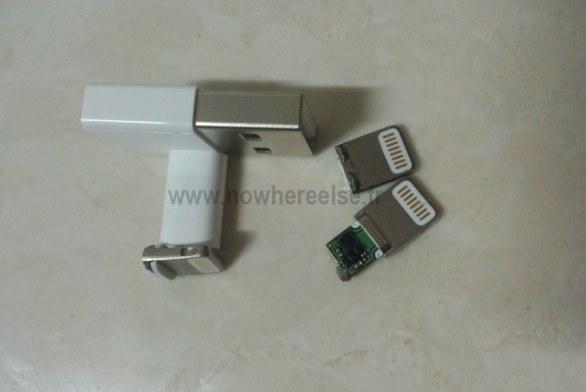 Apple iPhone 5: foto del presunto micro connettore Dock