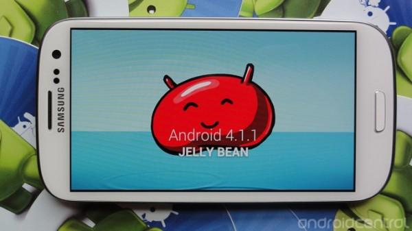 Samsung Galaxy S3: l'aggiornamento ad Android 4.1 Jelly Bean potrebbe arrivare il 29 Agosto