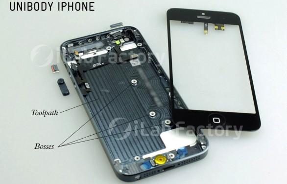 Apple iPhone 5: analisi del nuovo possibile design