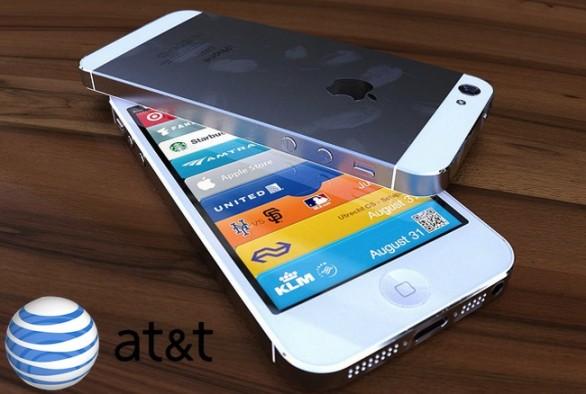Apple iPhone 5: l'operatore AT&T si prepara per il lancio a settembre