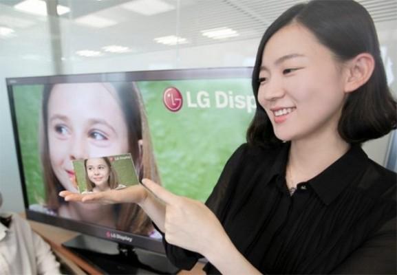 LG Electronics: al via la produzione degli schermi dell'Apple iPhone 5