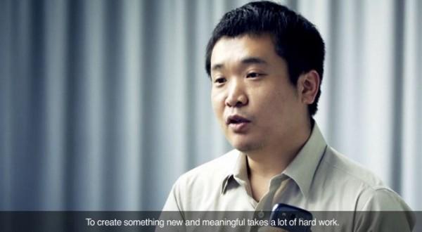 Samsung Galaxy S3: video che spiega il design del telefono
