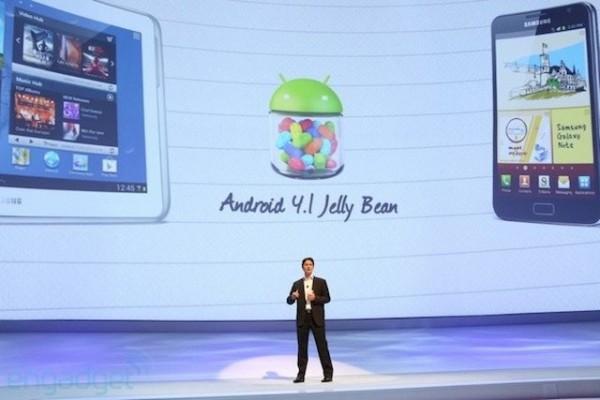 Samsung Galaxy S3: l'aggiornamento ad Android 4.1 Jelly Bean verrà presto rilasciato