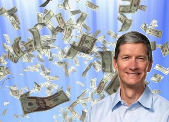 Apple: nuovo record in Borsa grazie all'iPhone 5