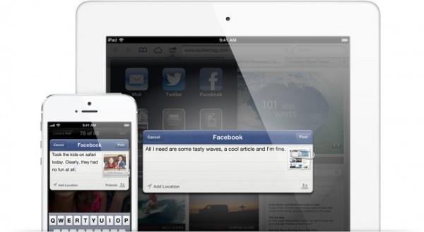 Apple iOS 6: aggiornamento disponibile, riepilogo delle novità