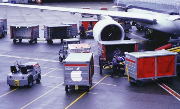 Francia: rubato un carico di iPhone 5 dall'aeroporto di Marignane