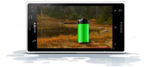 Sony Xperia Acro S: ecco quanto dura la batteria