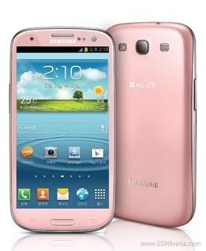 Samsung Galaxy S3 si tinge di rosa in Corea del Sud