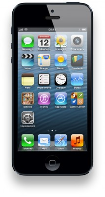 Apple iPhone 5: ecco l'offerta di Tre Italia