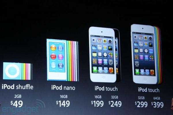 ipod 4s 16gb precio