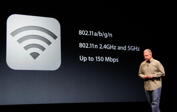 Problemi con la connettività Wifi per il nuovo Apple iPhone 5