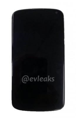 LG Nexus 4: possibile anche il modello con 16 GB di memoria