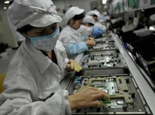 Foxconn nega lo sciopero e lo stop della produzione di iPhone 5