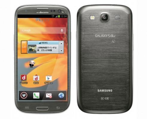 Samsung Galaxy S3 Alpha è la versione giapponese del telefono con 2 GB di RAM