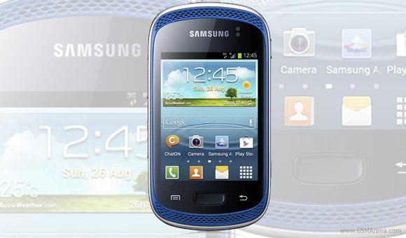 Samsung Galaxy Music: nuovo smartphone Android di tipo dual SIM