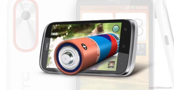 HTC Desire V: ecco quanto dura la batteria