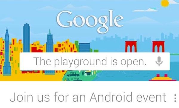 Google organizza una conferenza stampa su Android il prossimo 29 Ottobre