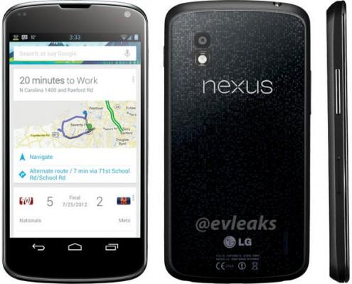 LG Nexus 4: confermato Android 4.2 da un benchmark