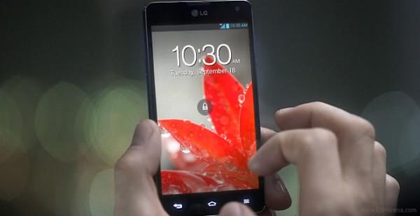 LG Optimus G: video sulla funzione di multitasking QSlide