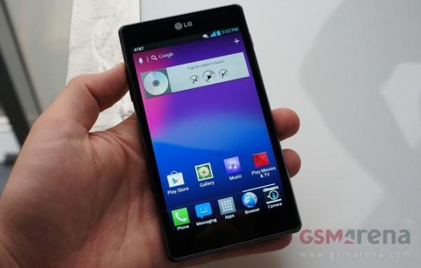 LG Optimus G: anteprima del nuovo smartphone