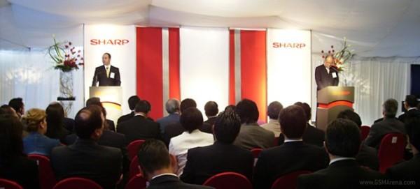 Sharp inizia la produzione dei display FullHD 1080p per smartphone