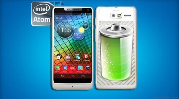 Motorola RAZR i: ecco quanto dura la batteria