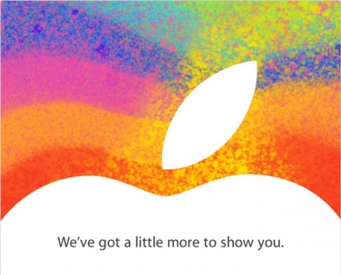 Apple: ufficiale la conferenza stampa del 23 Ottobre