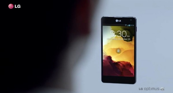 LG Optimus G: nuovo video pubblicitario da 4 minuti
