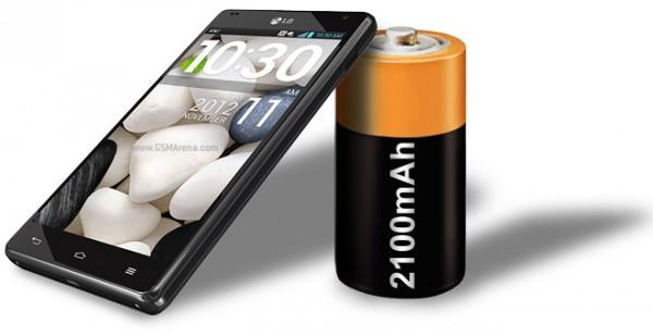 LG Optimus G: ecco quanto dura la batteria