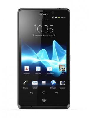 Sony Xperia TL: disponibile dal 2 Novembre negli USA