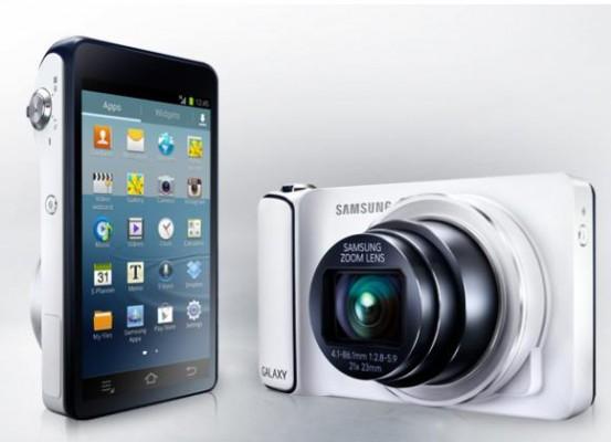 Samsung Galaxy Camera in vendita nel Regno Unito a 400 sterline
