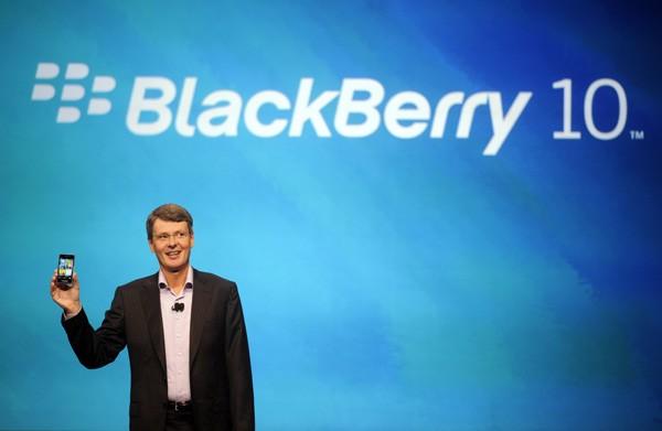 RIM: il nuovo Blackberry 10 arriva il 30 Gennaio