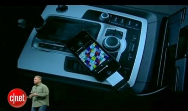 Apple iPhone 5: il connettore Lightning e la compatibilità con le automobili
