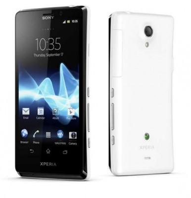 Sony Xperia T bianco arriva in UK la prossima settimana