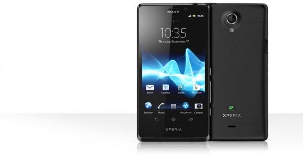 Sony Xperia T: il telefono di 007 in vendita in Canada
