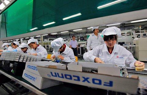 Foxconn: ancora problemi di produzione dell'iPhone 5