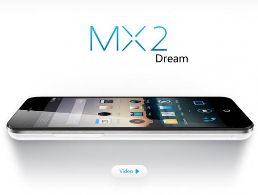 Meizu MX2: ufficiale il nuovo Android quad core con schermo HD